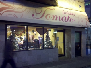 Fashion Tomato on Belmont Ave, Chicago, IL
